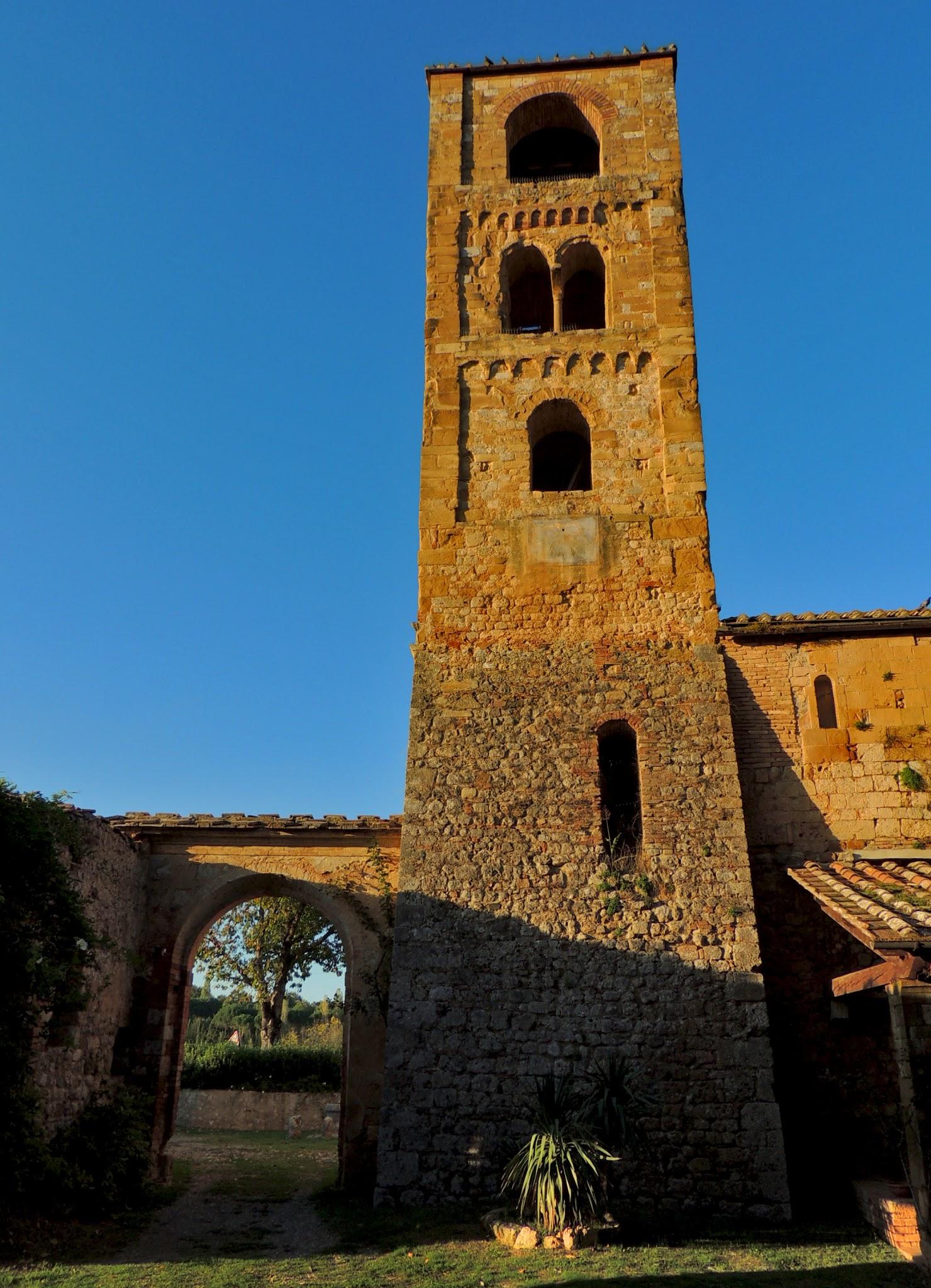Ponte allo Spino campanile