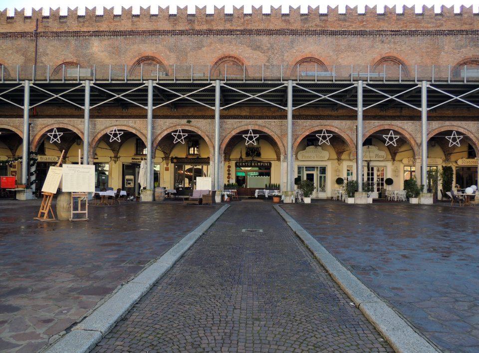 Mantova - Palazzo della Ragione