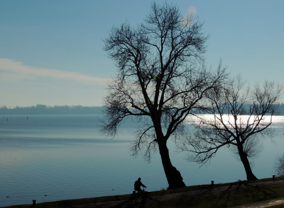 Mantova - il lago di mezzo
