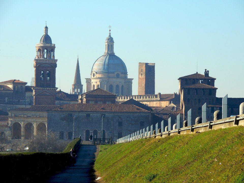 Mantova dal ponte