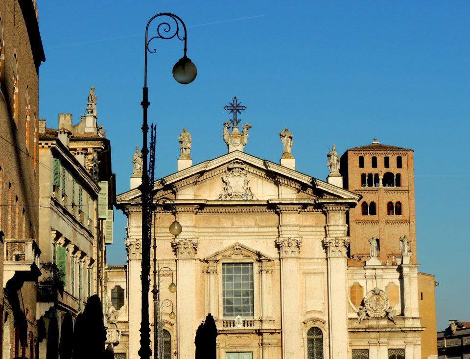 Mantova- duomo