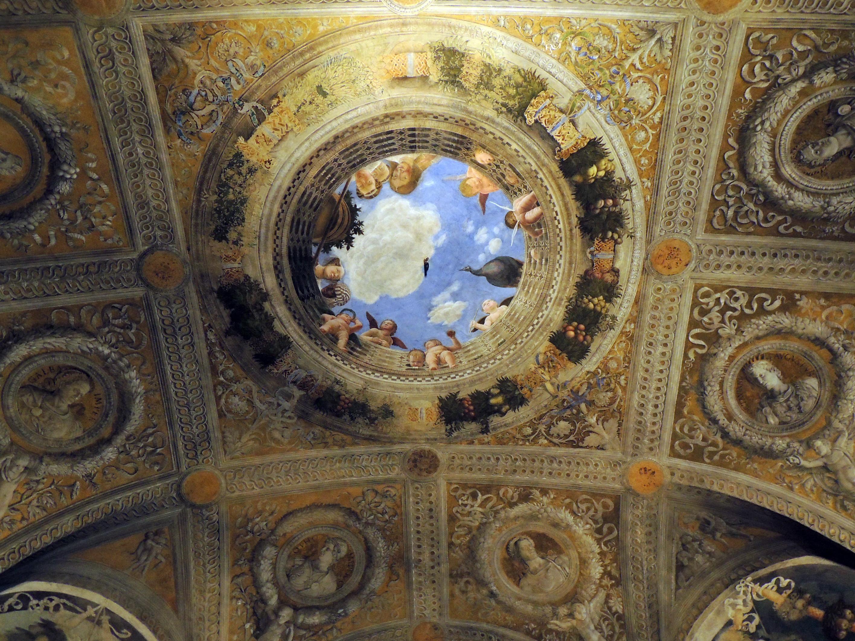 Mantova dicembre 2016 antonella galardi for Planimetrie della camera a castello