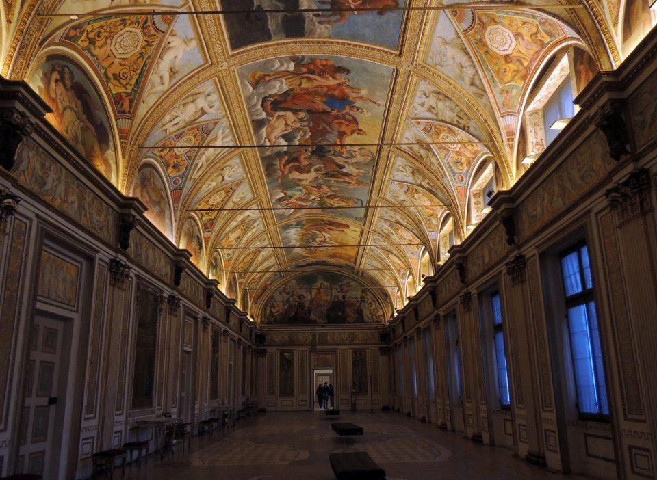 Mantova-palazzo ducale