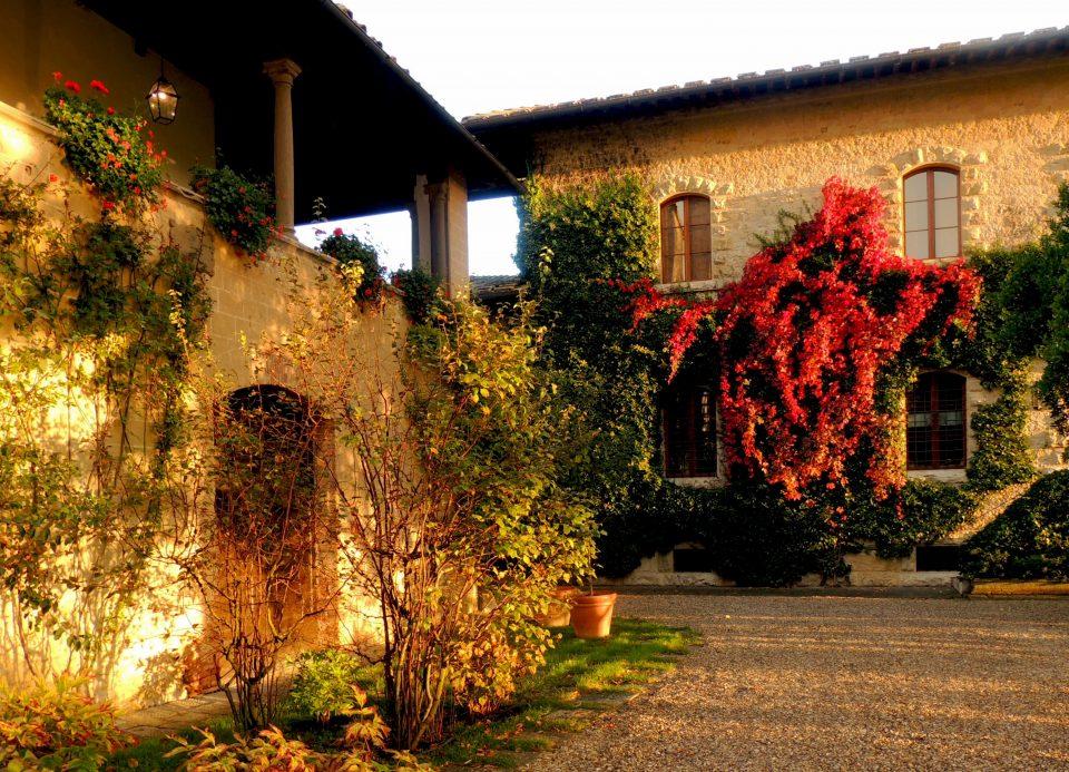 San Polo in Rosso cortile