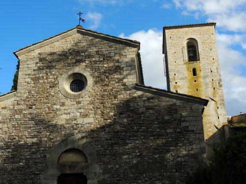 Escursioni nel Chianti – La strada provinciale Traversa del Chianti