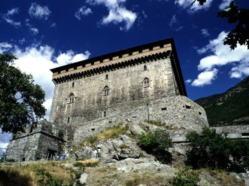 Valle d'Aosta (1) – La bassa valle centrale