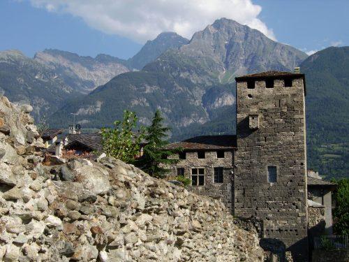 Valle d'Aosta (6) – Aosta e dintorni