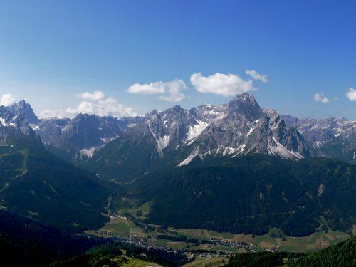 La Cresta Carnica in Val Pusteria: balcone panoramico tra Italia e Austria