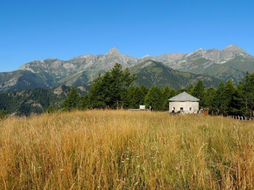 Il vallone di Elva in Val Maira
