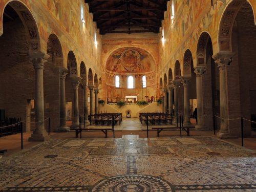 L'Abbazia di Pomposa a Codigoro (Fe)