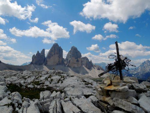 L'Alpe Mattina, balcone sulle Dolomiti e sulla storia